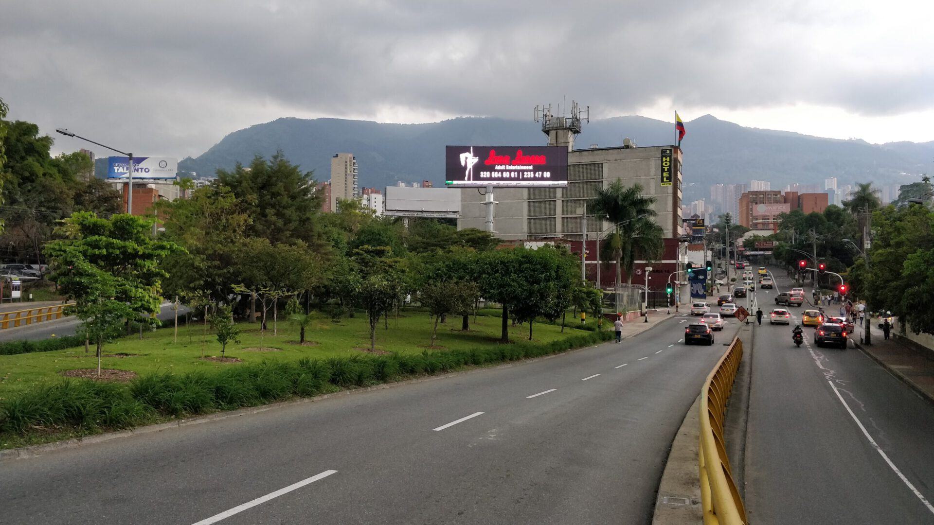 Billboard Colombia